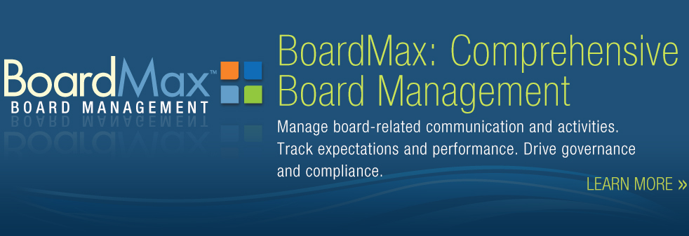 BoardMax Board Management Software