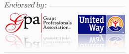 Endorsed by Grant Professionals Association
