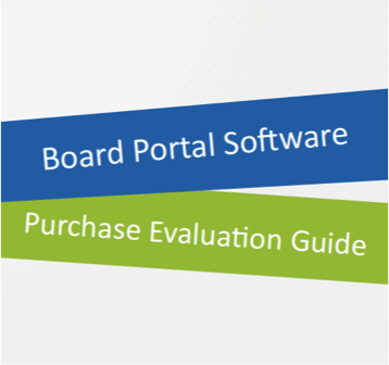 board portal software purchase evaluation