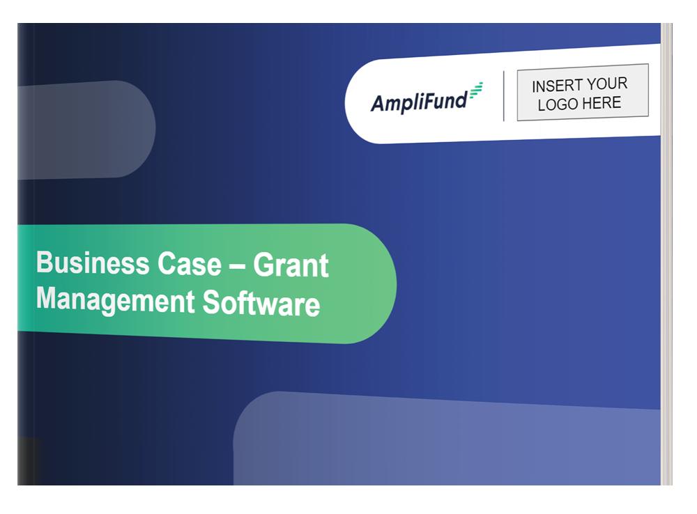 Business Case-Grant Management Software