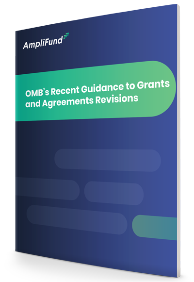 OBM's Recent Guidance to Grants and Agreements Revisions