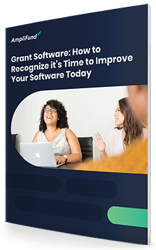 Offer: Grant Software: How to Recognize it's Time to Improve Your Software Today
